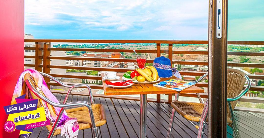 هتل 5 ستاره لوکس کروانسرای لارا